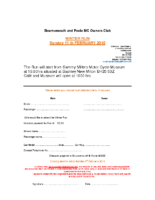 Winter Run Entry Form 2018