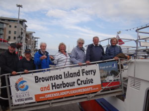 Harbour Cruise, Fish & Chip Supper and Fireworks