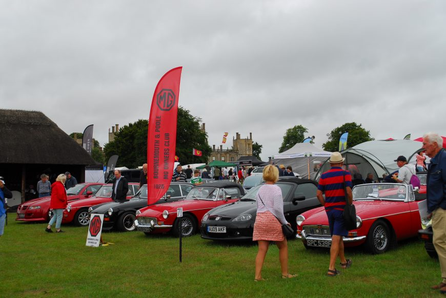 Sherborne Classics and Supercars