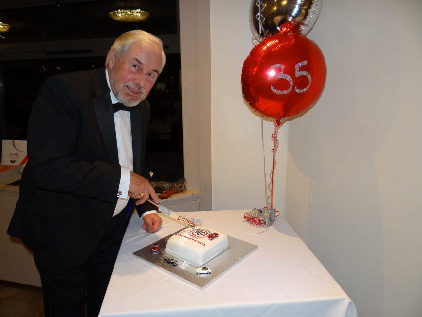 35th Anniversary Gala Dinner
